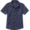 Patagonia M's Go To Shirt Scorpo Pequeno: Channel Blue